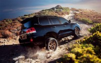 Фото: <b>Toyota Land Cruiser</b> получит спортивную версию